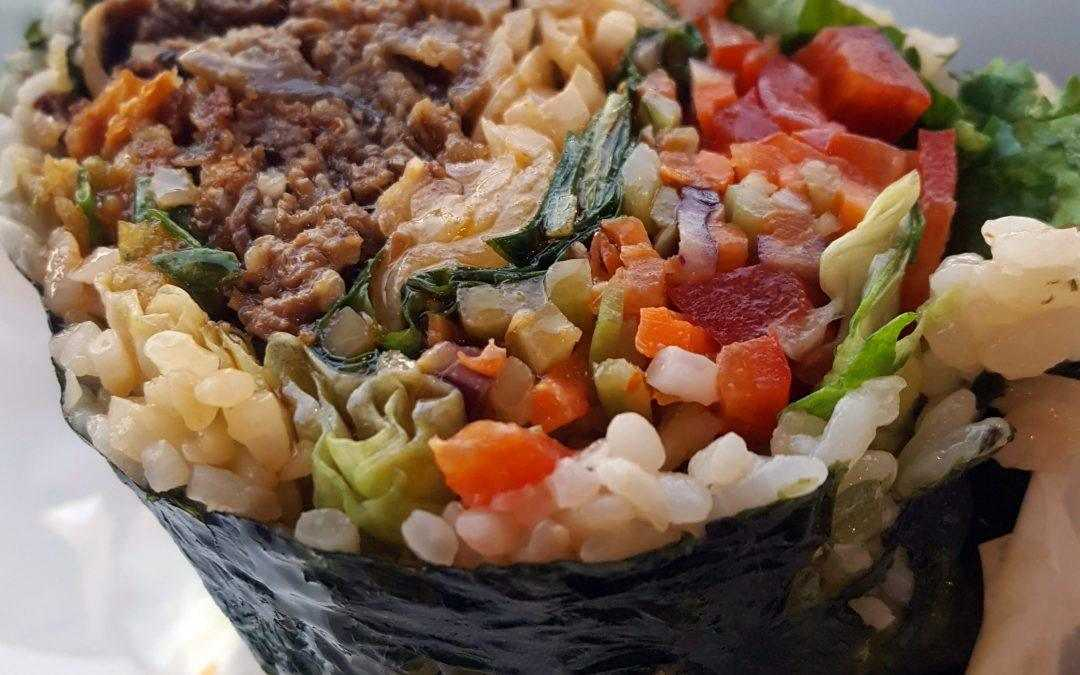 Sushi Burritos: sink your teeth into sushi like never before
