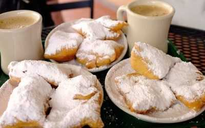 Beignets: pillowy billowy French doughnuts