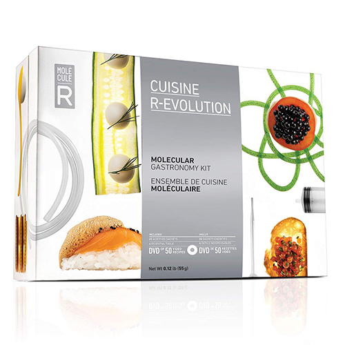 foodie food lover gifts molecular gastronomy kit
