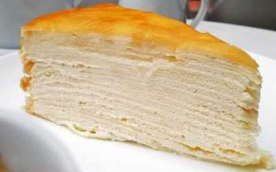 Mille Crepe Cakes: join the mille-high club