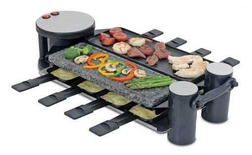 raclette party grill gifts for foodies and food lovers