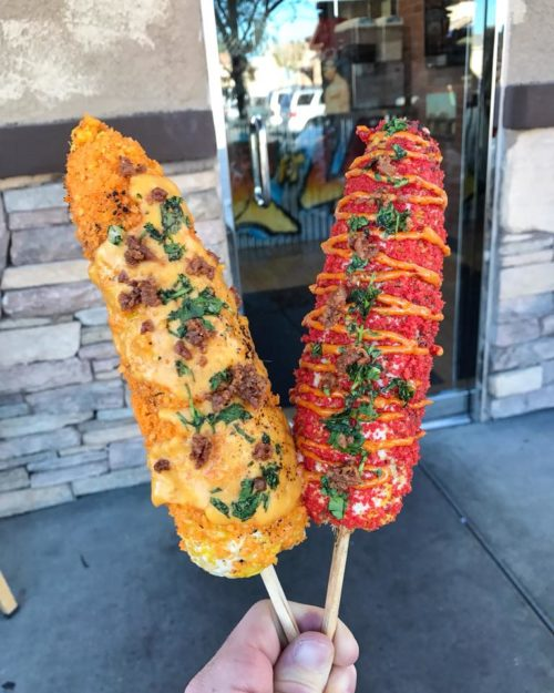 elotes las vegas nevada los angeles california