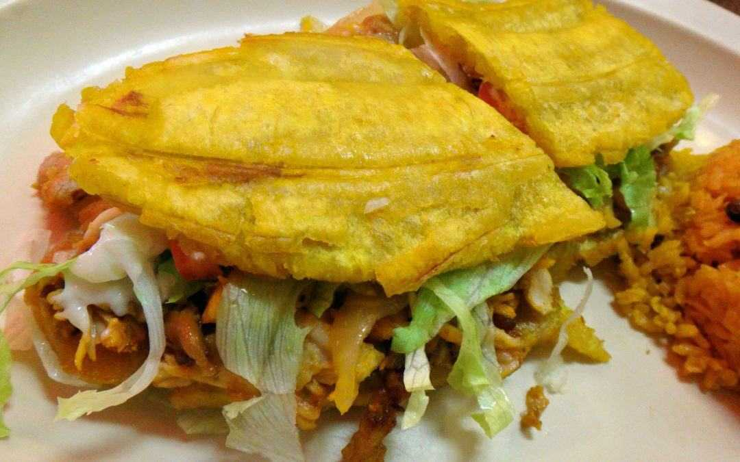 Jibarito: The Puerto Rican sandwich with plantains for bread