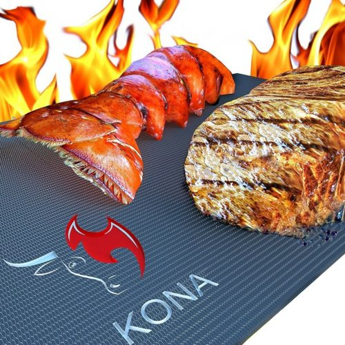 foodie food lover gifts BBQ grill mat