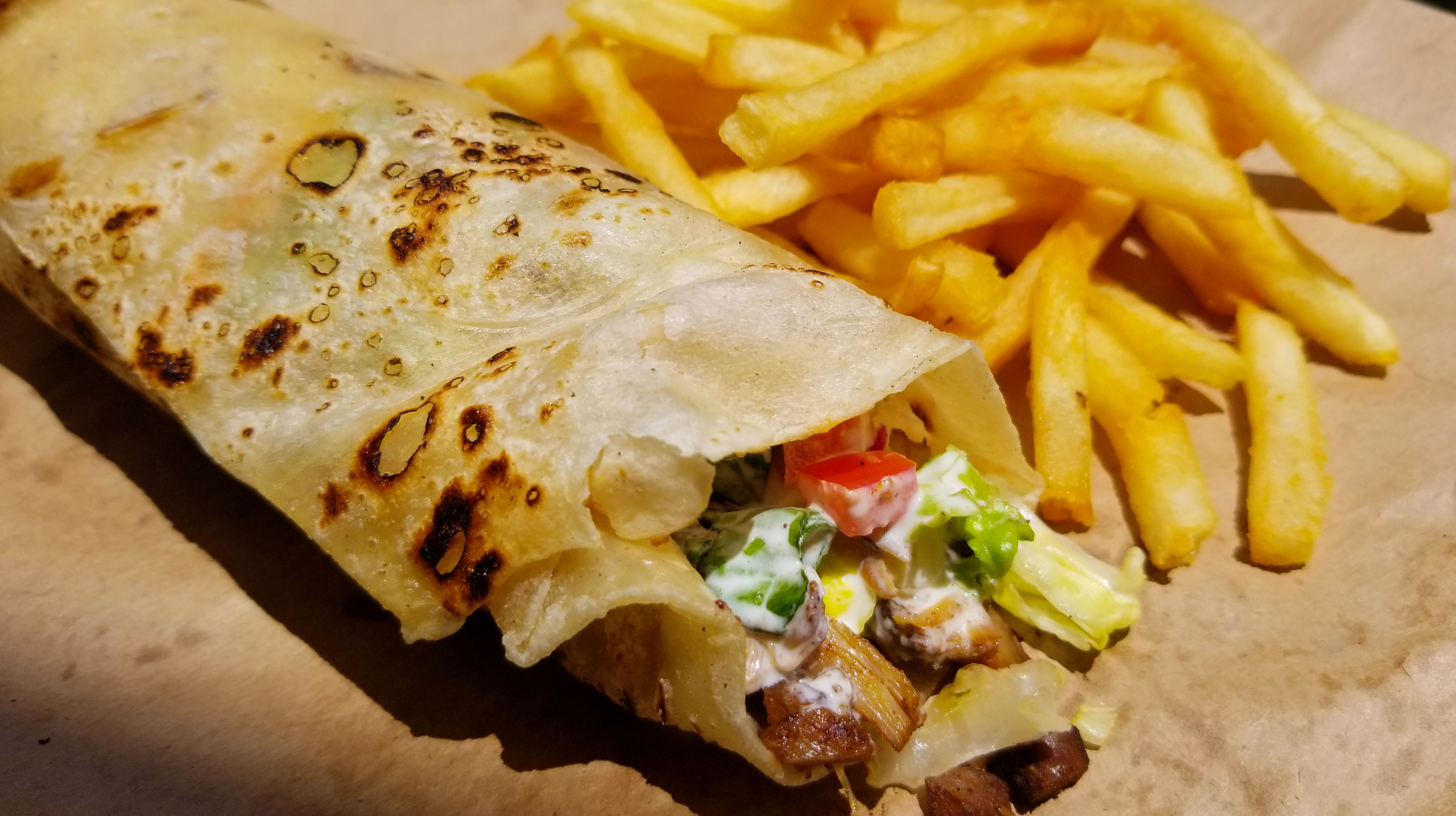 shawarma glutto digest