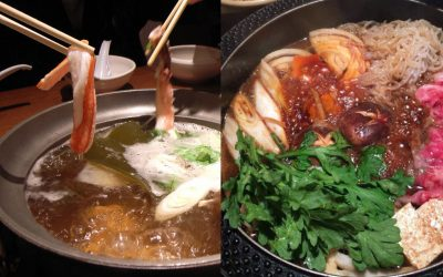 Shabu-Shabu and Sukiyaki: Japanese bowl brothers