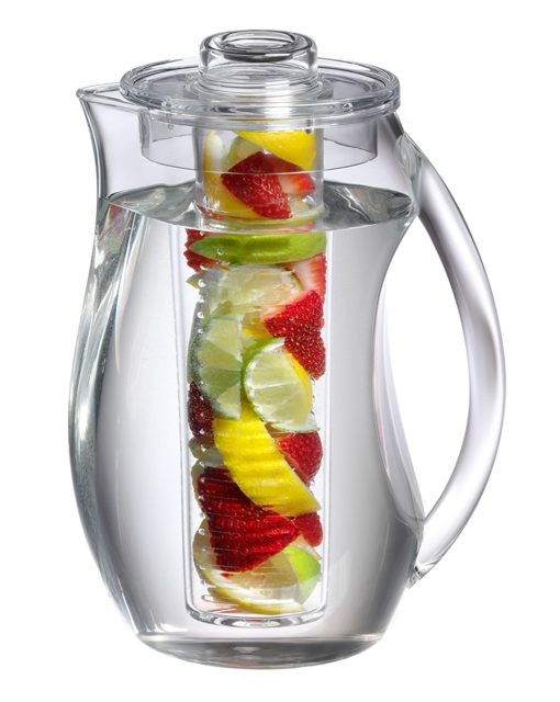 foodie food lover gifts fruit infused water pitcher
