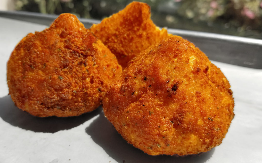 Coxinha: Brazil's answer to chicken nuggets and drumsticks