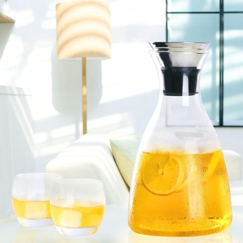 foodie food lover gifts hot or cold carafe pitcher
