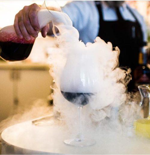 molecular gastronomy washington d.c. minibar barmini