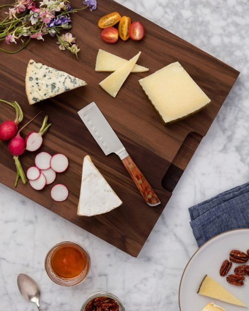 foodie food lover gifts W&P Design Cheese Knife