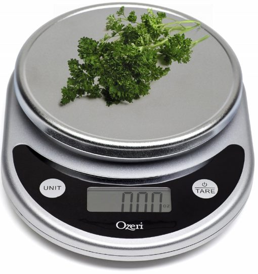 foodie food lover gifts digital food scale