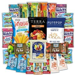 foodie food lover gifts healthy snacks care package