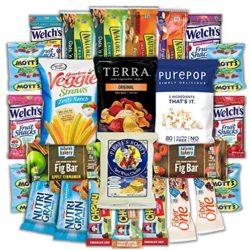 foodie food lover gifts healthy snacks care package