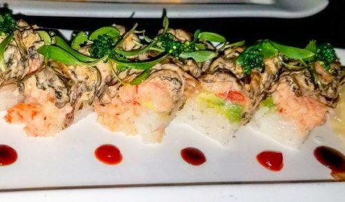 oshizushi pressed sushi san diego