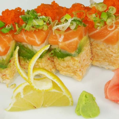 oshizushi pressed sushi new orleans