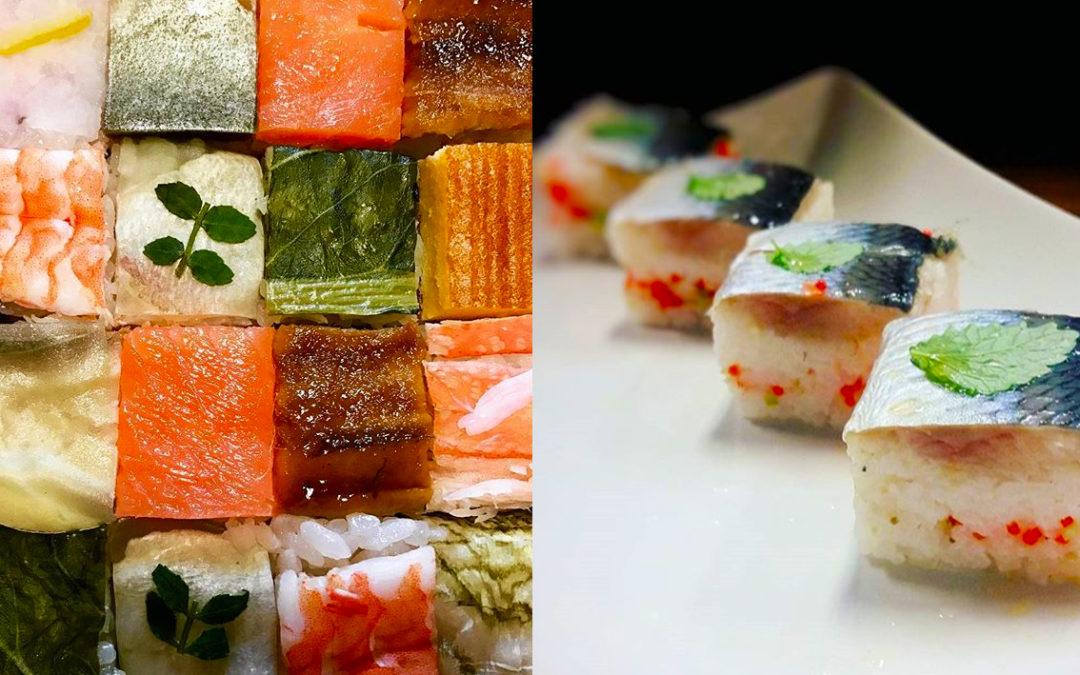 oshizushi oshi sushi pressed sushi