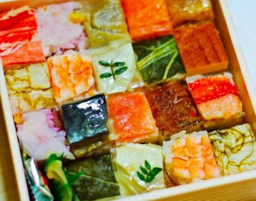 oshizushi oshi sushi bento box