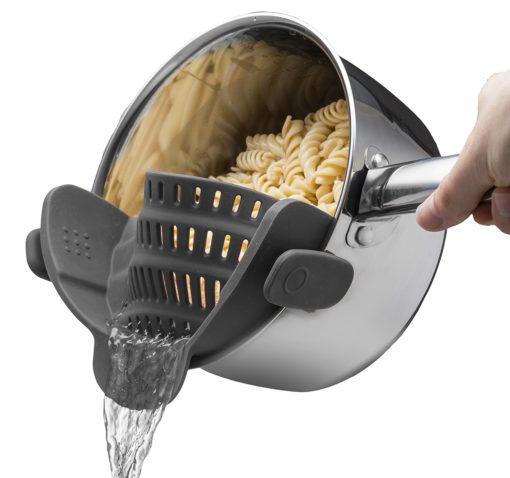 foodie food lover gifts universal strainer colander