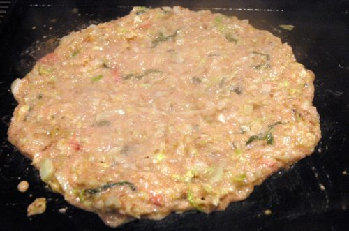 monjayaki tokyo style okonomiyaki