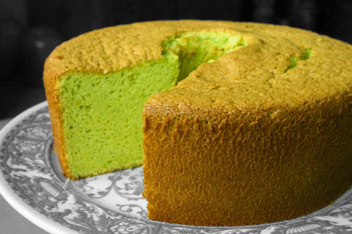 pandan cake recipe paste extract
