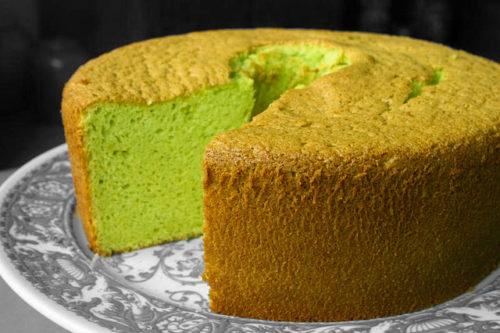 pandan cake recipe paste extract