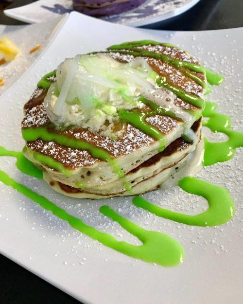 buko pandan pancakes cakes los angeles california northridge