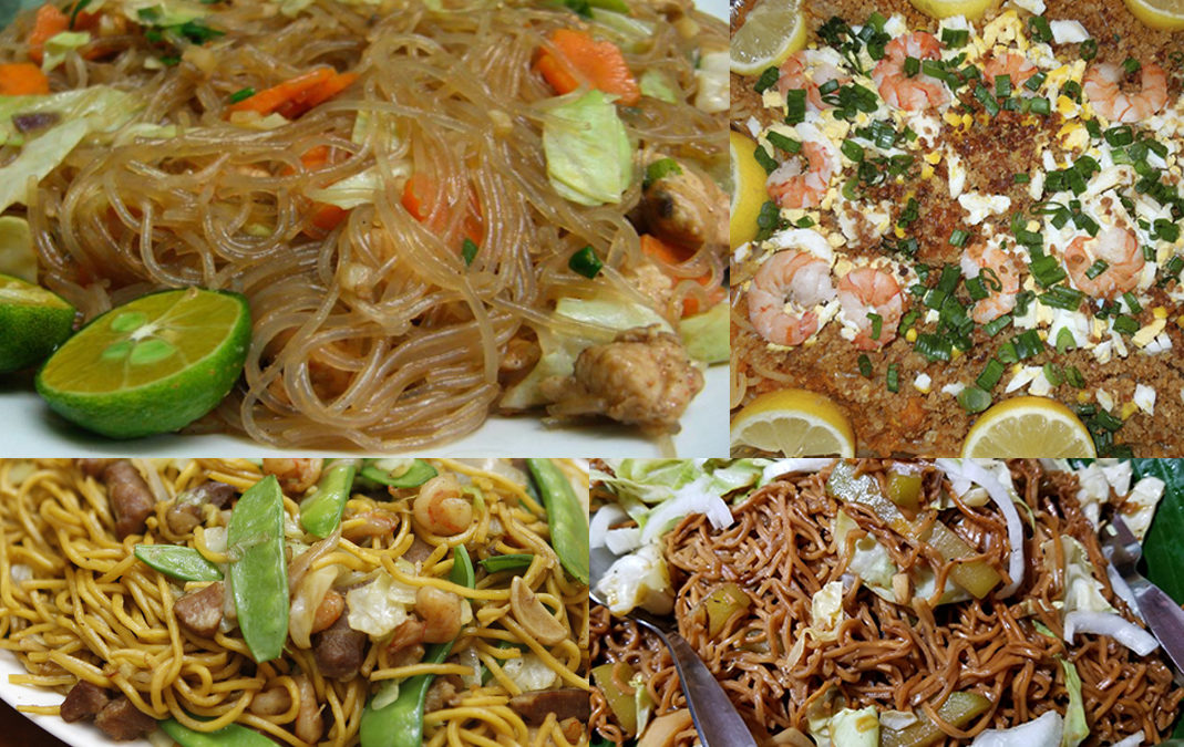 how-to-make-cook-and-where-to-buy-the-best-easy-authentic-filipino-pancit-canton-miki-guisado-palabok-panlasang-pinoy-bihon-rice-noodles-pancit recipe-phillipines-food-dish-ingredients