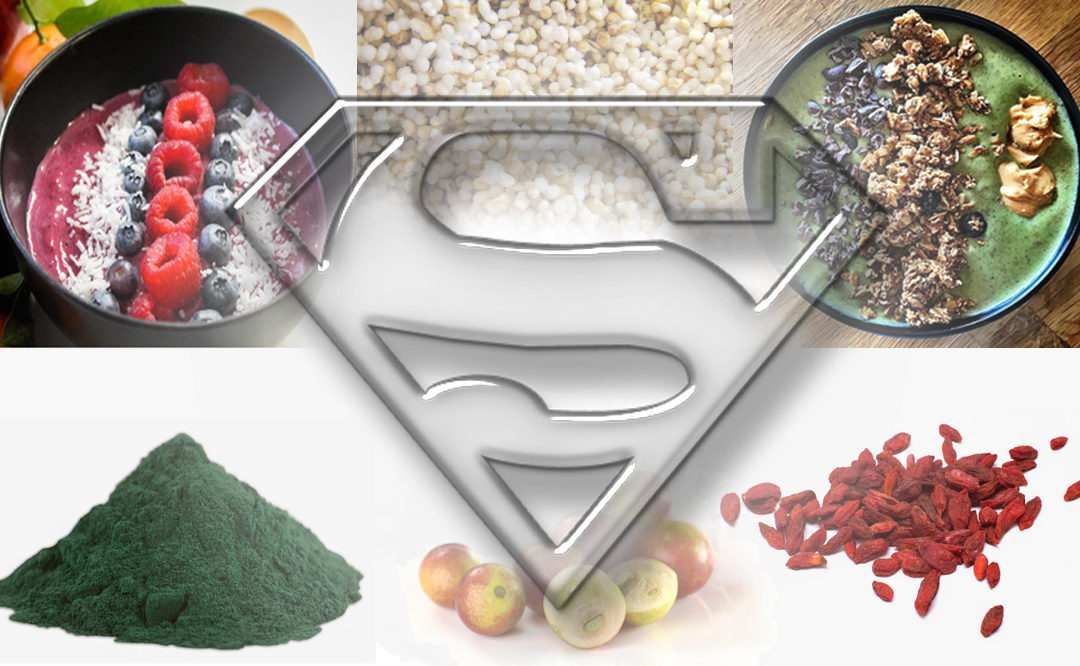 what-are-superfoods-top-10-list-of-the-ten-best-raw-exotic-super-foods-amazing-mix-organic-green-powder-spirulina-drink-nutrition-vitamins-recipes