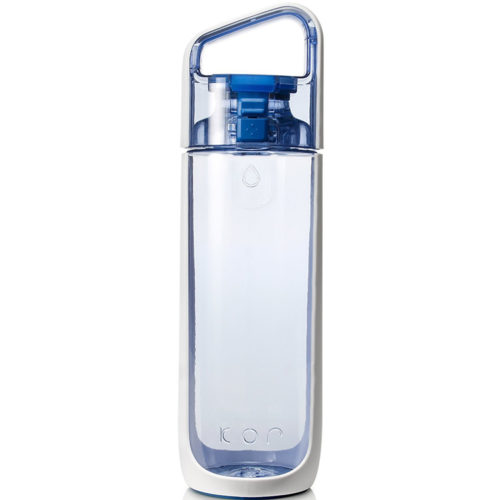 foodie food lover gifts bpa free modern stylish water bottle glass alternative