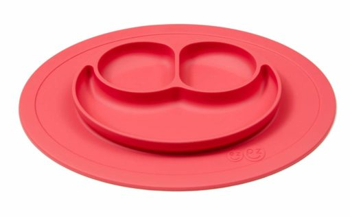 foodie food lover gifts no-spill suction placemat and plate