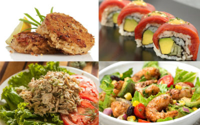 Vegan Fish and Fish-free Seafood