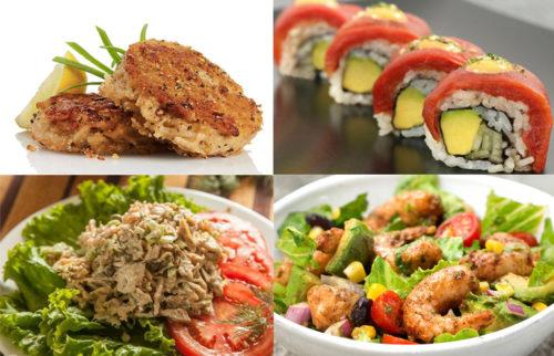 vegan fish vegan seafood