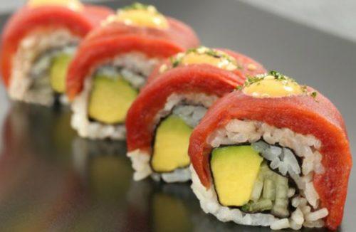 vegan sushi ocean hugger foods