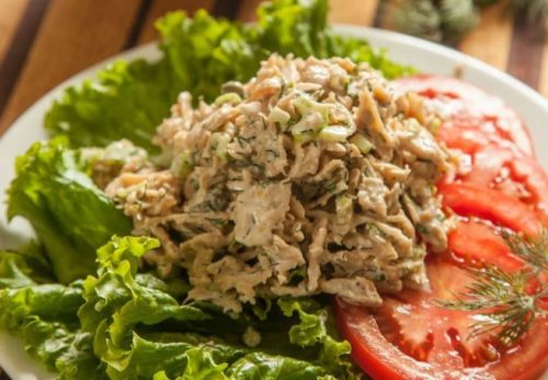 vegan tuna salad good catch foods
