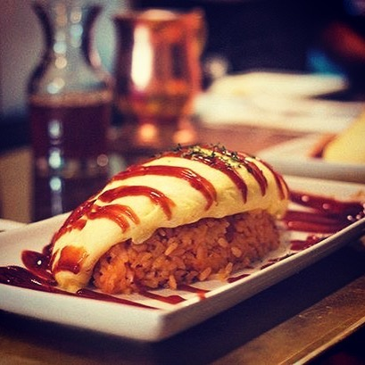 omurice new york east village nyc
