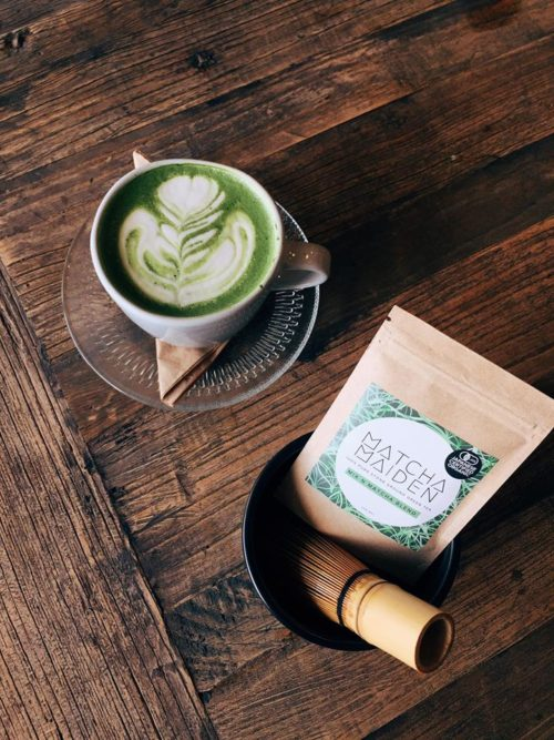 chicago superfood latte