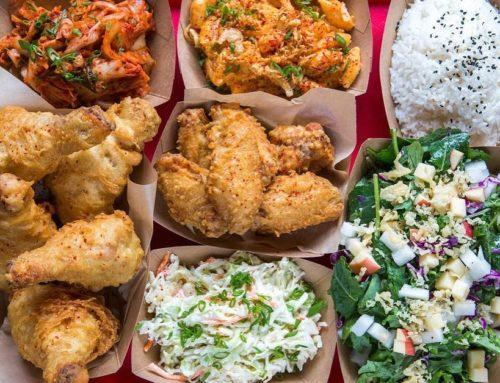 korean fried chicken kfc bok a bok seattle