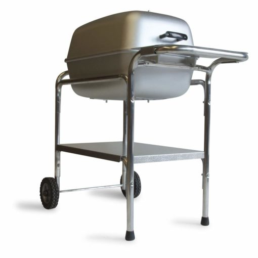foodie food lover gifts portable charcoal grill smoker combination