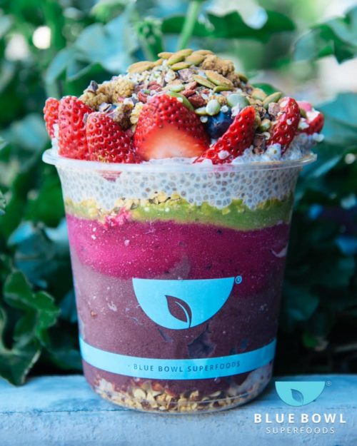 southern california los angeles san diego oc foods known for acai bowl