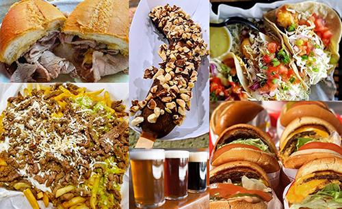 Southern California (LA and San Diego) foods: California burritos, fish tacos & more