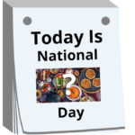 international national food holidays days