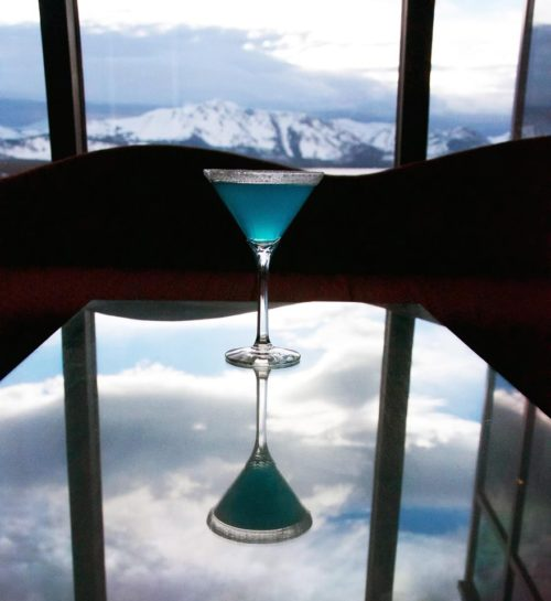 nevada lake tahoe regional foods drinks atmospheric river cocktail