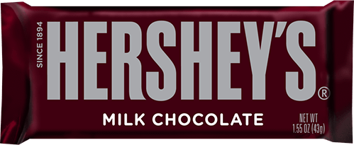 most popular halloween candy hershey's