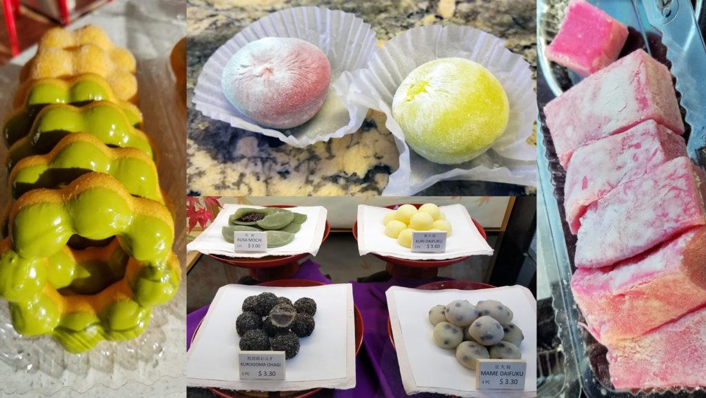 mochi types variations