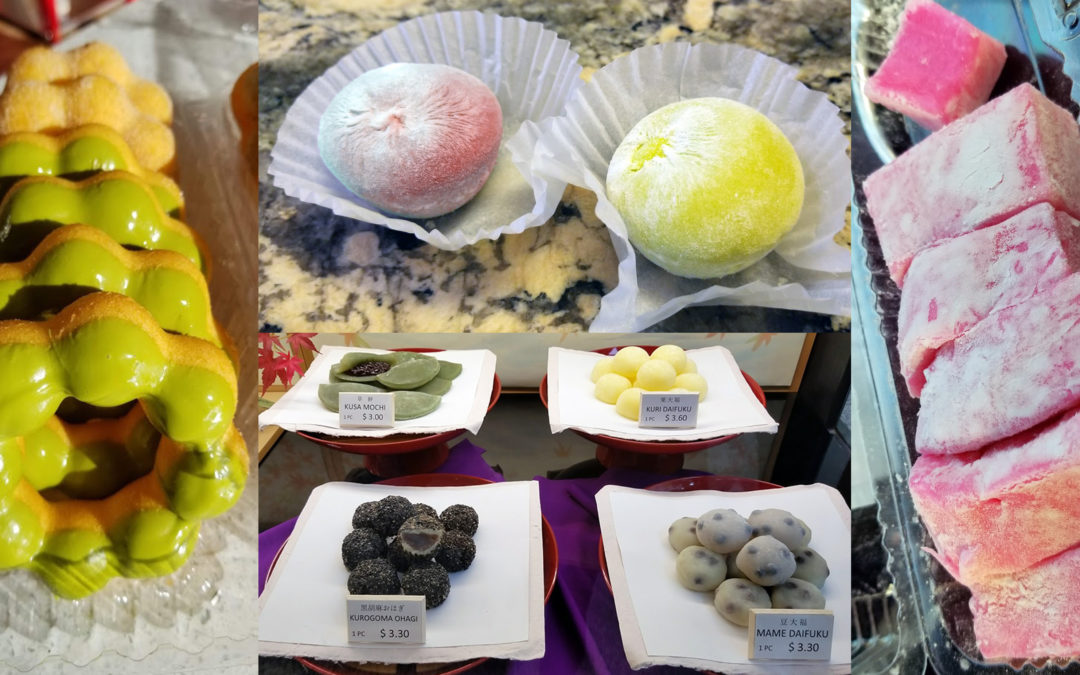 Mochi: the addictively soft and chewy Japanese treat