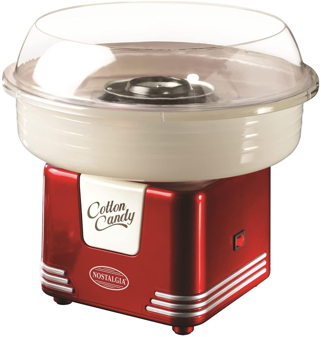 Nostalgia Countertop cotton candy maker
