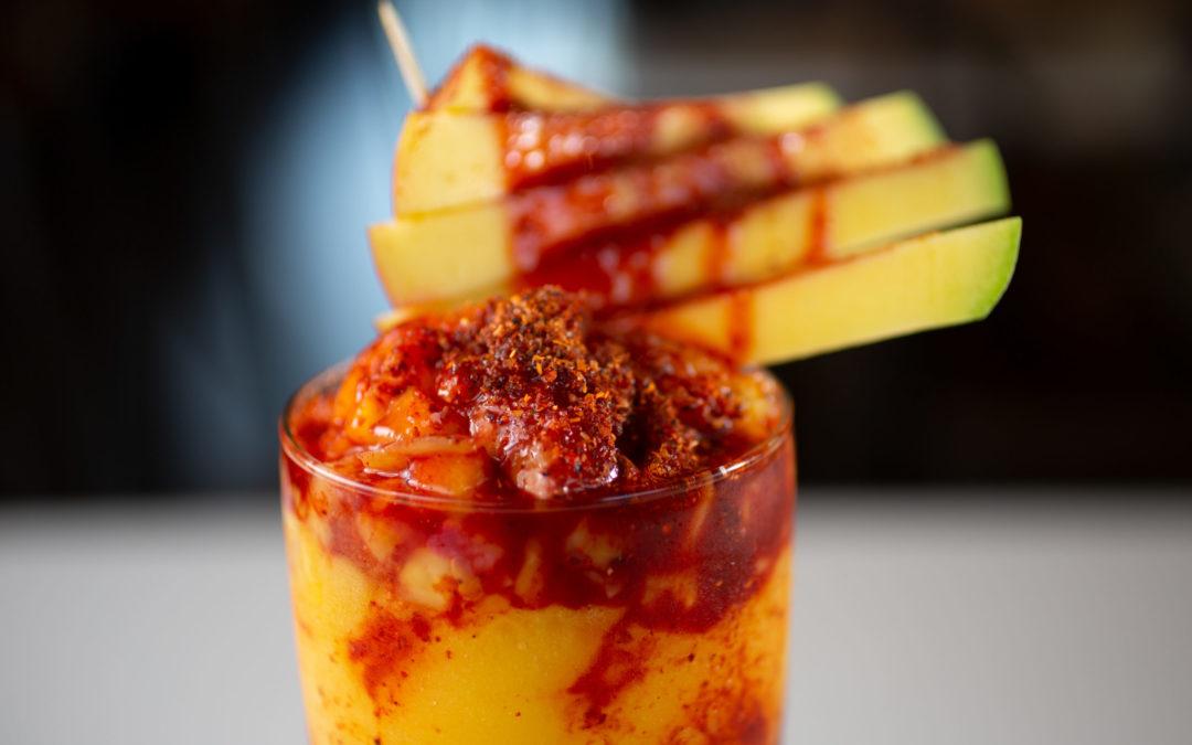 mangonada Mexican mango drink